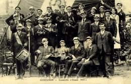 71 Gueugnon - Conscrits De La Classe 1913 / A 496 - Gueugnon