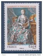 2014-N°4887** MARQUISE DE POMPADOUR - France