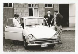 Automobile Daf Daffodil Voiture Ancêtre Oldtimer 60's Car Photo D'époque - Cars