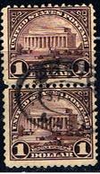 US 433 // YVERT 246 B (DENT.11 X 10 1/2) // 1922-25 - United States