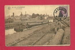C.P. La Louvière  = Le  Canal - La Louvière