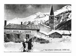Val D'Isère - Autrefois-chalet Hôtel De La Galise -collection; Lecap (D.1935) - Val D'Isere
