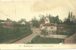 BOUFFEMONT (95)  - La Place De L' Eglise - Bouffémont