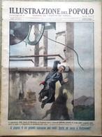 Illustrazione Del Popolo 3 Luglio 1932 Calcio Juventus Dublino Australia Sonno - Libri, Riviste, Fumetti