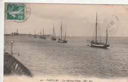 ***  33  ***  PAUILLAC  Les Bateaux Pilotes -  TTB - Pauillac