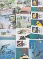 NORFOLK ISLAND - Lot De 38 Cartes Maximum + 4 Cartes Postales - Maximum Card - Ile Norfolk