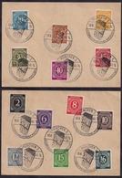 Deustche Post - 1946 -  Export Schau - Leistungsschau Der Bayer - Wirtschaft - Zona Anglo-Américan