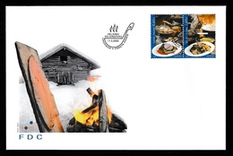 FINLAND 2005 EUROPA/Gastronomy: First Day Cover CANCELLED - FDC