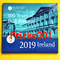 Ierland - Irlande - Officiële Set 2019 BU. - Ierland