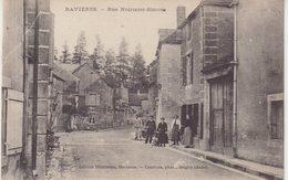 RAVIERES : Rue Noirmier-Simon . - France