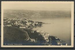 Ansichtskarten  Kroatien  Abbazia. Totalansicht - Kroatien
