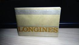 LONGINES Guarantee - Warranty Vintage Papers XX Century - Horloge: Luxe
