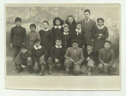CASTELFIORENTINO - CAMBIANO CLASSE IV ANNO 1947/48 FORMATO CM. 13,5X10 - Anonyme Personen