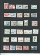 GROENLAND : Collection De Neufs ** Sur 5 Pages. - Stamps