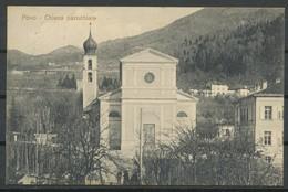 Ansichtskarten  Italien Povo -Chiesa Parochiale - Italy