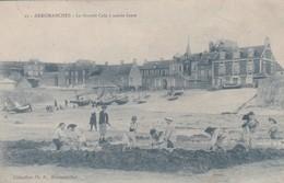 14 / ARROMANCHES / LA GRANDE CALE A MAREE BASSE - Arromanches