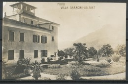 Ansichtskarten  Italien  Povo Villa Saracini- Belfort - Sonstige