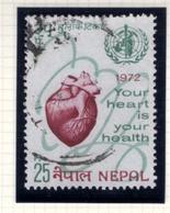1972 - NEPAL  -  Mi. Nr.  276 - USED - (CW4755.44) - Nepal