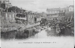 MARSEILLE  ;Calanquede Malmousque - Marseille