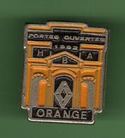 RENAULT ORANGE *** PORTES OUVERTES 1992 *** 1032 (10) - Renault