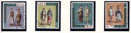 1973 - NEPAL  -  Mi. Nr.  279-282 - USED - (CW4755.44) - Nepal