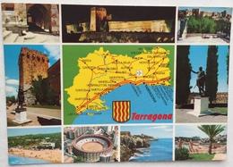 (228) Tarragona - Costa Dorada - Cartes Géographiques