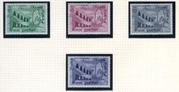 1963 - NEPAL  -  Mi. Nr.  172/175 - NH - (CW4755.44) - Nepal