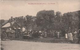 61 Villers En Ouche. Le Marché - France