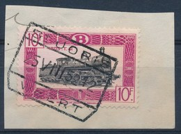 """TR 314 (fragment) -  """"ST-JORIS-WEERT"""" - (ref.28.120) - Railway"""