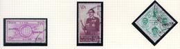 1965 - NEPAL  -  Mi. Nr.  192/194 - NH - (CW4755.44) - Nepal