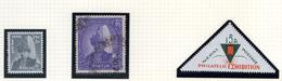 1966 - NEPAL  -  Mi. Nr.  200+201+202 - USED - (CW4755.45) - Nepal