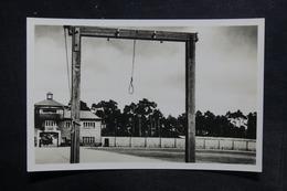 MILITARIA - Carte Postale - Guerre De 1939/45 - Camp De Concentration De Sachsenhausen - L 36313 - Weltkrieg 1939-45
