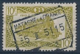 "TR 315 -  ""MATAGNE-LA-GRANDE"" - (ref.28.131) - Bahnwesen"