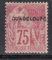 1891   Yvert Nº 25 MH - Nuevos