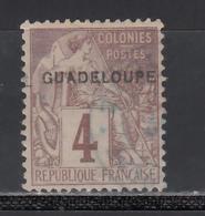 1891   Yvert Nº 16 - Guadalupe (1884-1947)