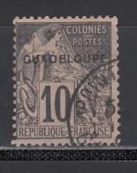 1891   Yvert Nº 18 - Guadalupe (1884-1947)