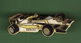 RENAULT F1 *** Verso RENAULT RE 50 1984 *** 1033 (10) - Automobile - F1
