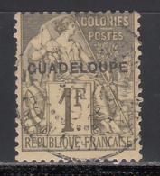 1891   Yvert Nº 26 - Used Stamps