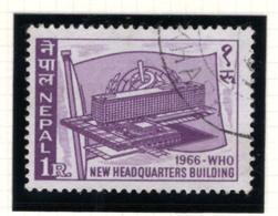 1966 - NEPAL  -  Mi. Nr.  208 - USED - (CW4755.45) - Nepal