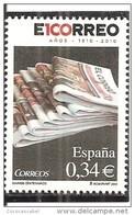 España/Spain-(MNH/**) - Edifil 4562 - Yvert 4209 - 2001-10 Nuevos & Fijasellos