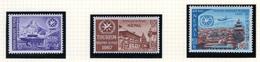 1966 - NEPAL  -  Mi. Nr.  215/217 - NH - (CW4755.45) - Nepal