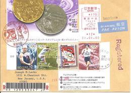 2000 Jeux Olympiques D'Amsterdam:les Médailles Japonaises:( Recommandé) - Summer 1928: Amsterdam