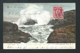 Indian Rock Narragansett Pier  -  Mbk03 - Pawtucket