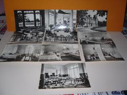 Centre De Reeducation (lormon) Cpa Petit Format *les 10* ( Les Lauriers ) - Frankreich