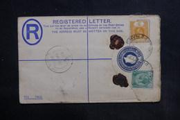 STRAITS SETTLEMENTS - Entier Postal + Compléments De Penang Pour Penang En 1923 - L 36331 - Straits Settlements