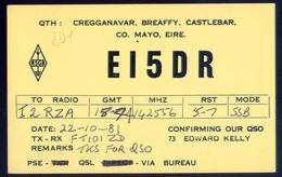 Radio - Cregganavar - Ei5dr - Radio Amatoriale