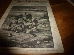 1882 JDV : Assassinat De Pierre Arnoux à Obock; Les Mines De Fer De DANNEMORA  (Mines De La Vierge) En Suède ; Etc - Newspapers