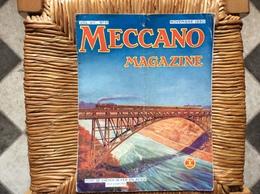 MECCANO MAGAZINE No11 Novembre 1930 - Meccano