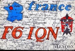 Radio - Francew F6iqn - Alencon - Radio Amatoriale
