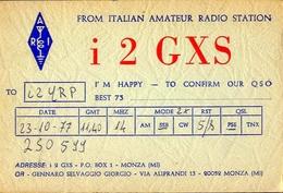 Radio - From Italian Amateur Radio Station - I2gxs - Monza - Radio Amatoriale